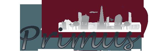 Logo Site para Advogados e  Advocacias   Primus Informática